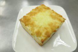 クロックムッシュ(ハムチーズ)(めんたいこクリームチーズ)(ツナポテト)