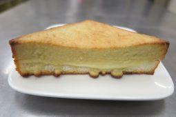 三角パン(チーズクリーム)